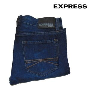 Express mens jeans rocco boot cut 31x30